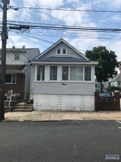 Hudson County Single Family Home For Sale: 12 Tappan Street