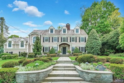 Ridgewood Single Family Home For Sale: 240 Lotte Road
