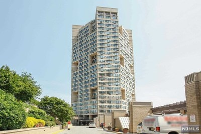 Hudson County Condo/Townhouse For Sale: 7004 Boulevard East #26d &