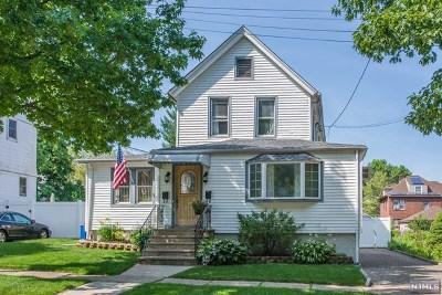 Ridgefield Park Multi Family 2-4 For Sale: 58 Union Place