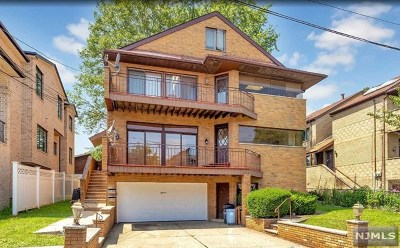 Fort Lee Multi Family 2-4 For Sale: 2477 6th Street