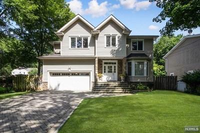 Demarest Single Family Home For Sale: 58 Belmar Street