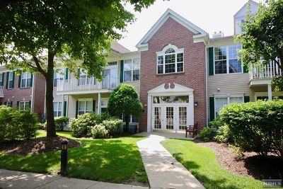 Wayne Condo/Townhouse For Sale: 301 Four Seasons Drive #301