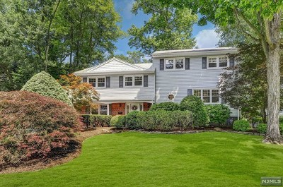 Montvale Single Family Home For Sale: 3 Spruce Street