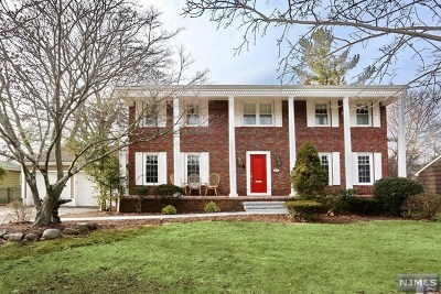 Paramus Single Family Home For Sale: 487 Spring Valley Road