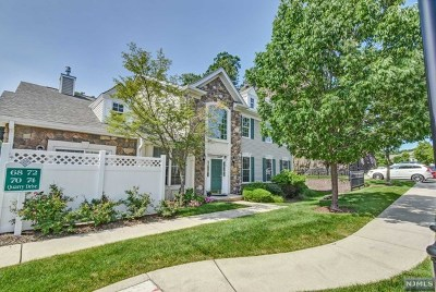Passaic County Condo/Townhouse For Sale: 74 Quarry Drive