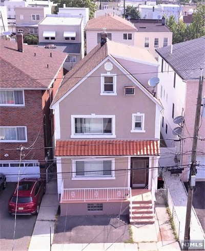 Cliffside Park Multi Family 2-4 For Sale: 227 Washington Place