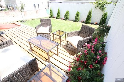 Hudson County Condo/Townhouse For Sale: 504 Central Avenue #a-2