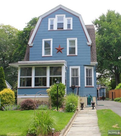 Essex County Single Family Home For Sale: 141 Midland Avenue