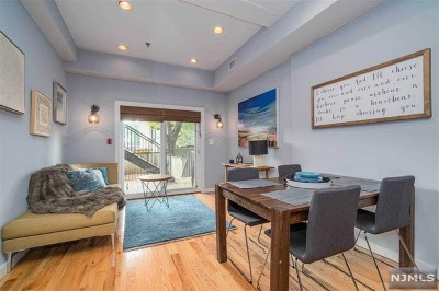 Hudson County Condo/Townhouse For Sale: 412 Monroe Street #2
