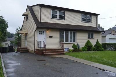 Totowa Single Family Home For Sale: 27 Highview Avenue