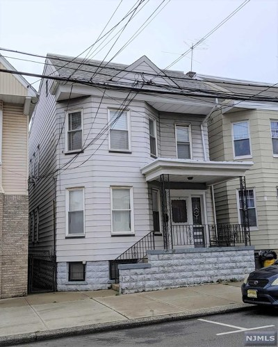 Hudson County Multi Family 2-4 For Sale: 420 North 2nd Street