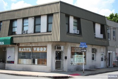 Teaneck Commercial For Sale: 370-372 Queen Anne Road