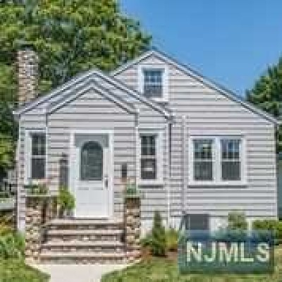 Morris County Single Family Home For Sale: 104 Taft Street