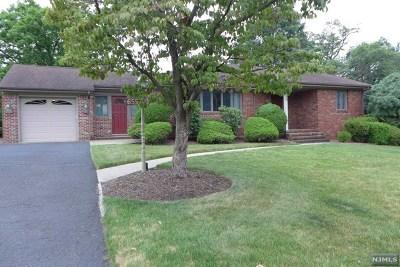 Oradell Single Family Home For Sale: 655 Fletcher Avenue