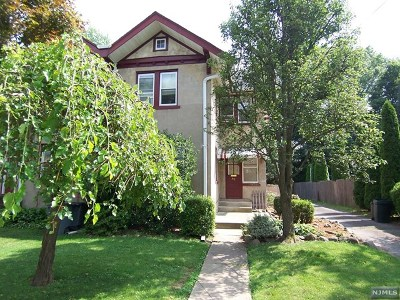 Westwood Single Family Home For Sale: 47 Lester Avenue