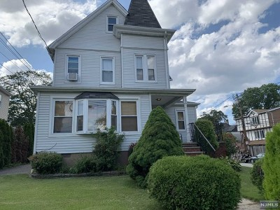 Rutherford Multi Family 2-4 For Sale: 102 Chestnut Street