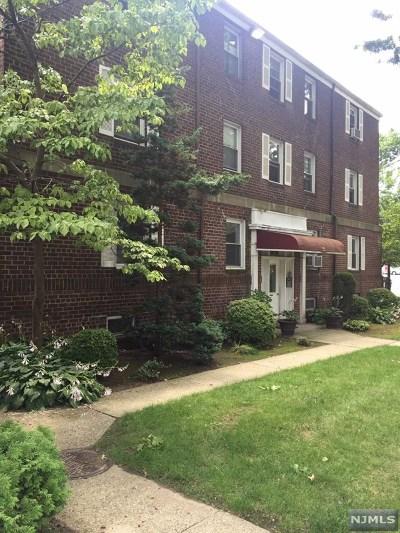 Ridgefield Park Condo/Townhouse For Sale: 7 Lincoln Avenue #3b