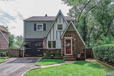 Clifton Single Family Home For Sale: 75 Windsor Road