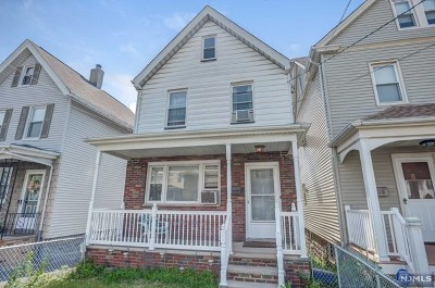 Hudson County Single Family Home For Sale: 310 Forest Street