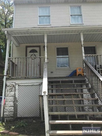 Englewood Single Family Home For Sale: 172 3rd Street