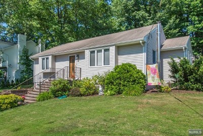 Mahwah Single Family Home For Sale: 275 Franklin Turnpike