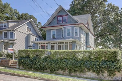 Rutherford Single Family Home For Sale: 5 Saint Clair Avenue