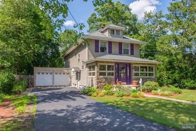 Morris County Single Family Home For Sale: 50 Poplar Avenue