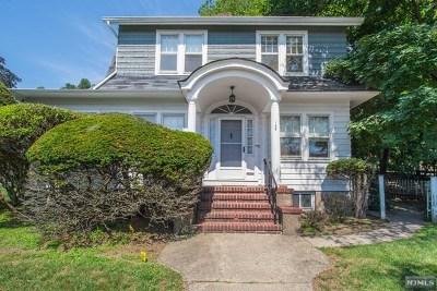 Clifton Single Family Home For Sale: 135 Mountainside Terrace