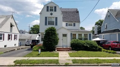 Hackensack Single Family Home For Sale: 150 Pine Street