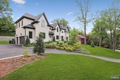 Tenafly Single Family Home For Sale: 14 Dogwood Lane