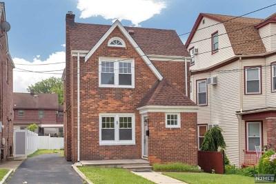 Hudson County Single Family Home For Sale: 62 Magnolia Avenue