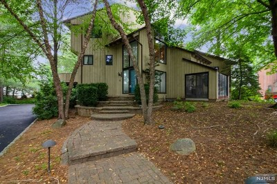 Mahwah Single Family Home For Sale: 9 Country Lane