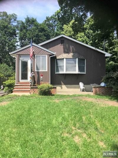 Park Ridge Single Family Home For Sale: 57 Linden Avenue