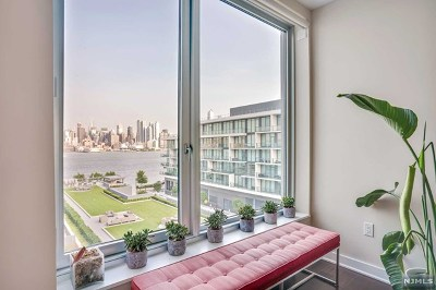 Hudson County Condo/Townhouse For Sale: 1000 Ave At Port Imperial #615