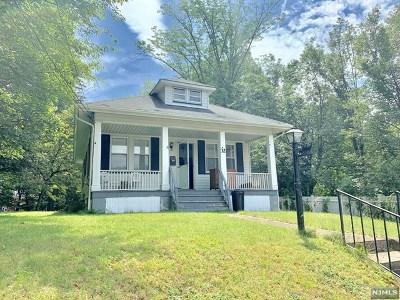 Park Ridge Single Family Home For Sale: 32 Randolph Street