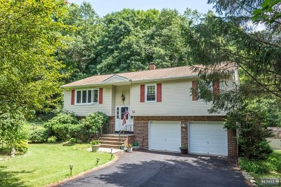 West Milford Single Family Home For Sale: 52 Albertine Place