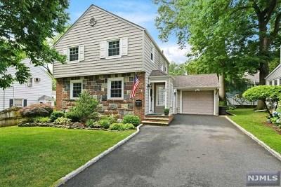 Teaneck Single Family Home For Sale: 100 Van Buren Avenue