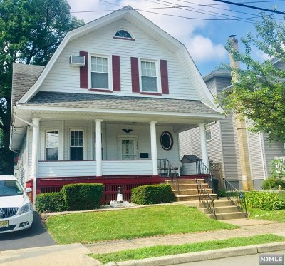 Hasbrouck Heights Single Family Home For Sale: 306 Jefferson Avenue