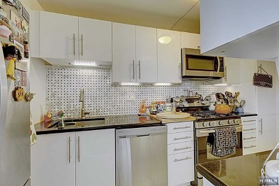 Hudson County Condo/Townhouse For Sale: 6040 Boulevard East #29l