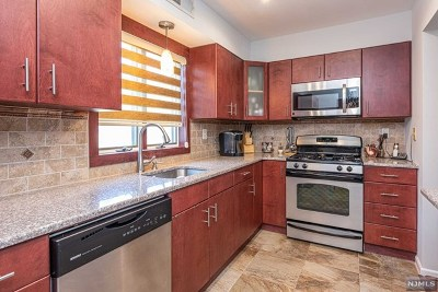 Hackensack Condo/Townhouse For Sale: 290 Hamilton Place #24