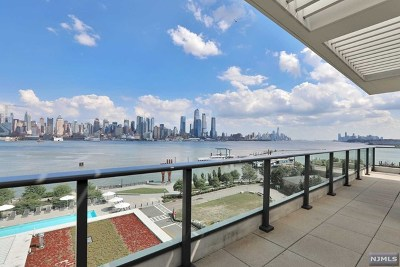 Hudson County Condo/Townhouse For Sale: 1200 Ave At Port Imperial #606