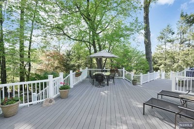 Closter Single Family Home For Sale: 110 O Shaughnessy Lane