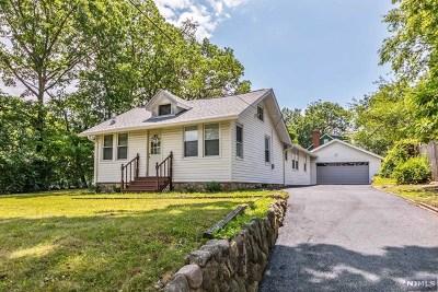 Morris County Single Family Home For Sale: 97 Terrace Avenue