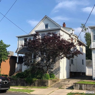 Clifton Multi Family 2-4 For Sale: 57 West 1st Street