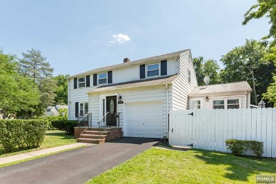 Teaneck Single Family Home For Sale: 740 Cornwall Avenue