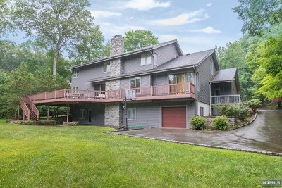 Morris County Single Family Home For Sale: 46 Round Hill Road