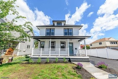 Hawthorne Single Family Home For Sale: 197 Rea Avenue