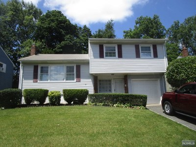 Essex County Single Family Home For Sale: 71 Eaton Place