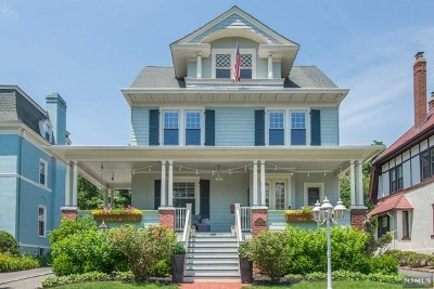 Essex County Single Family Home For Sale: 188 Midland Avenue